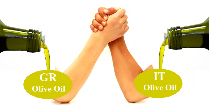 Greek Olive Oil Vs Italian Olive Oil