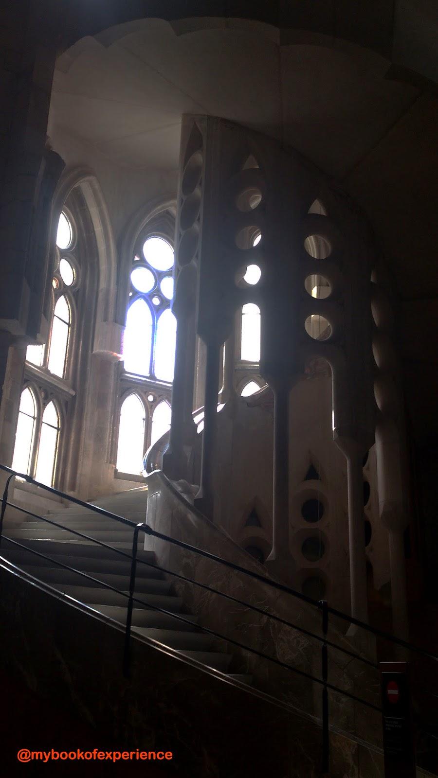 Mi visita a la Sagrada Familia de Barcelona