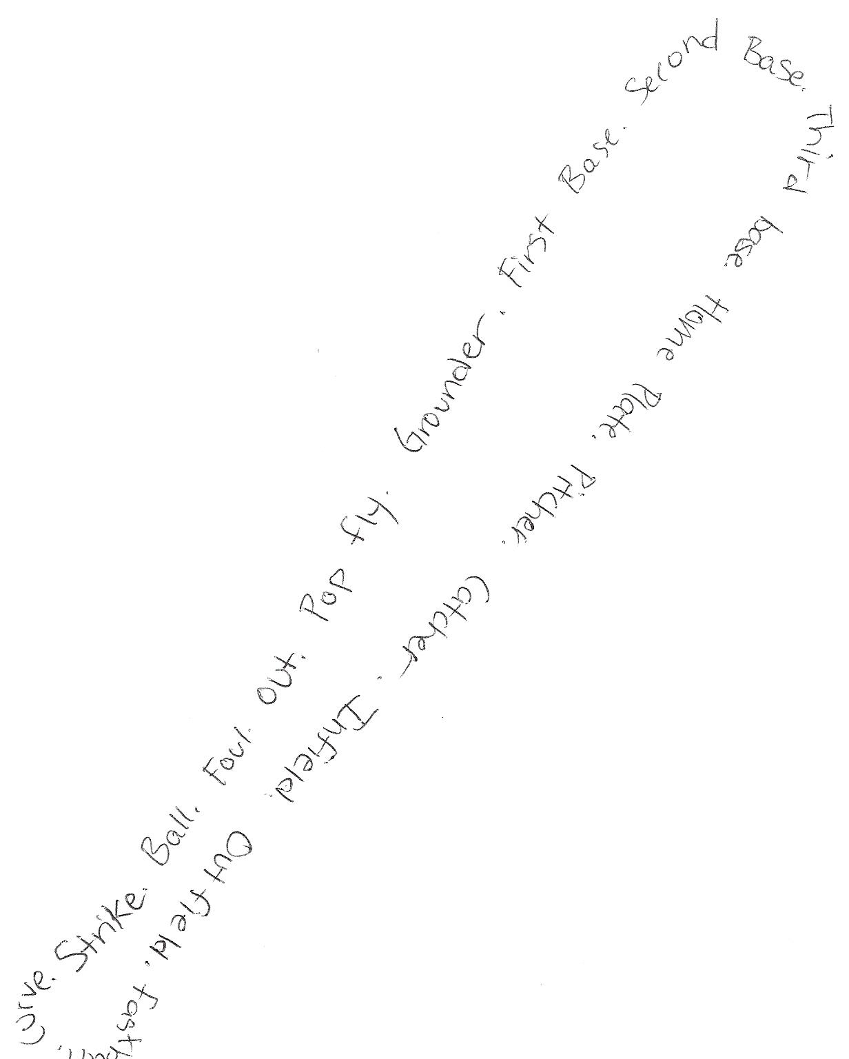 Logan's Blog: Concrete Poem