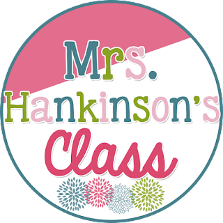 grab button for Mrs. Hankinson's Class