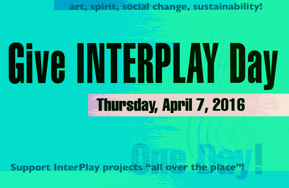 Support InterPlay Atlanta on April 7, 2016