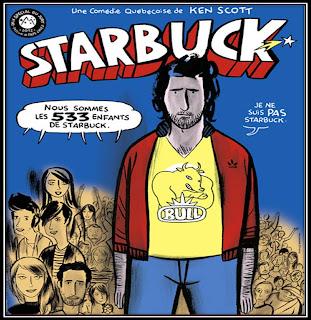 film Quebecois STARBUCK réalisateur Ken Scott acteur Patrick Huard