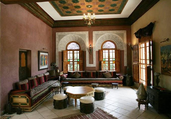 meubles marocains