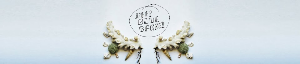 Deep Blue Barrel