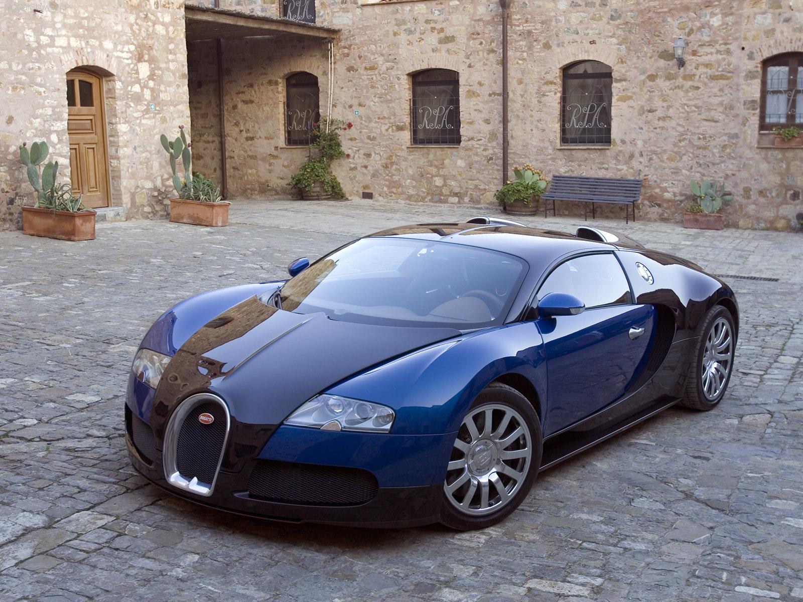Cool Car Wallpapers: bugatti veyron wallpaper
