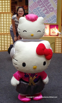 Hello Kitty Around The World