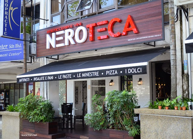 New Breakfast Menu @ Neroteca Italian Restaurant, Plaza Damansara