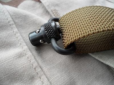 rothco tactical military black 3 point rifle sling 4007 rothco ...