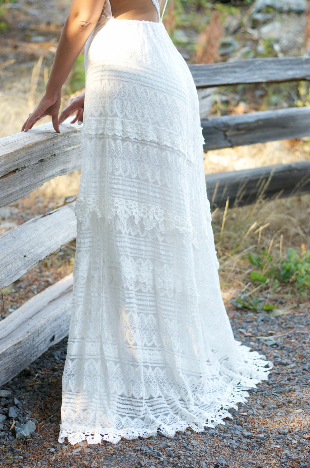 Barefoot & Bridal | Gumboot Glam | A Vancouver Based Fashion and ...