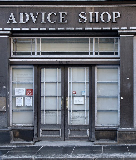 Advice Shop