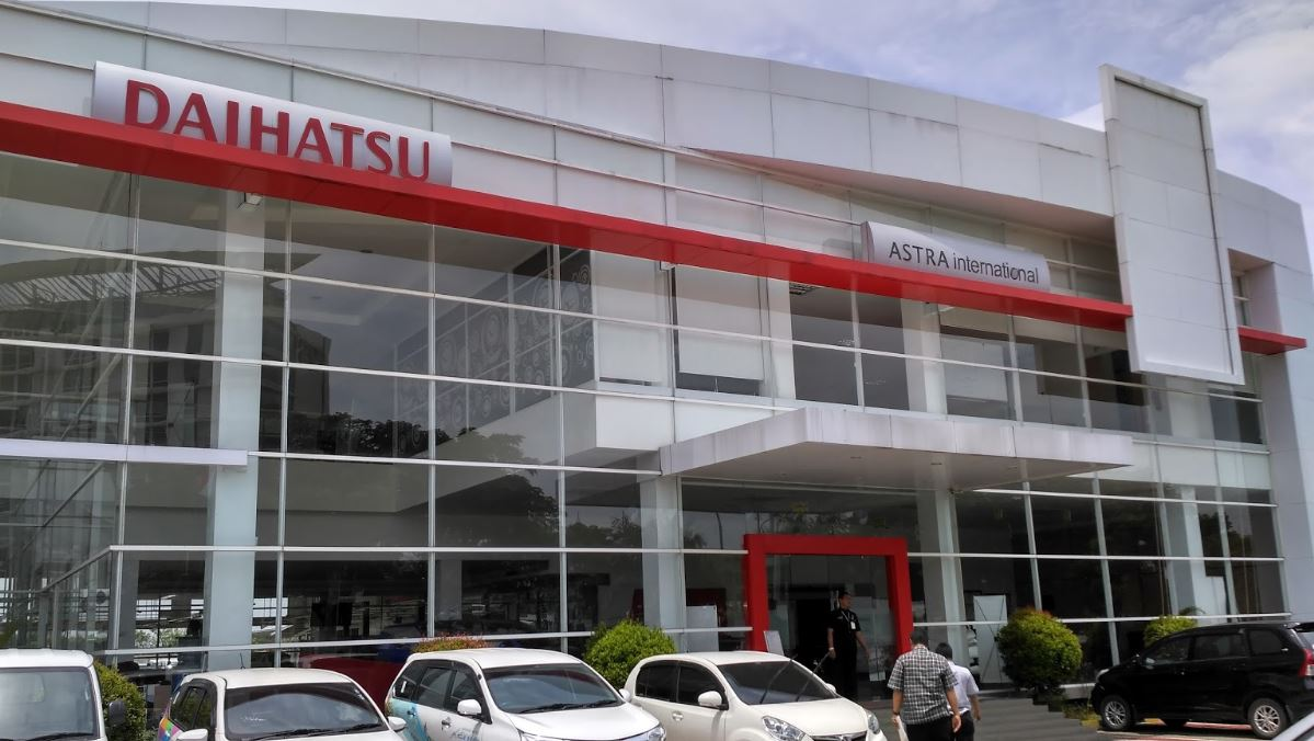 Astra International Tbk - Daihatsu Pontianak