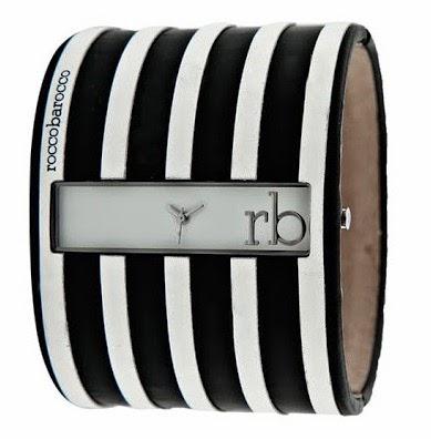 siyah beyaz saat