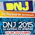 25 de outubro - DNJ 2015: Grande concentração nesta segunda (26) na Praça da Bandeira as 17h.