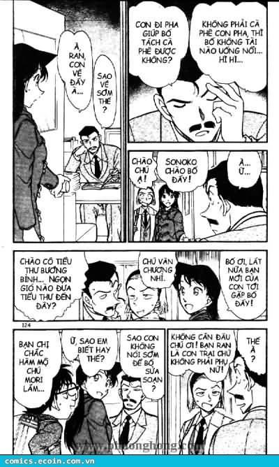 Detective Conan - Thám Tử Lừng Danh Conan chap 508 page 4 - IZTruyenTranh.com