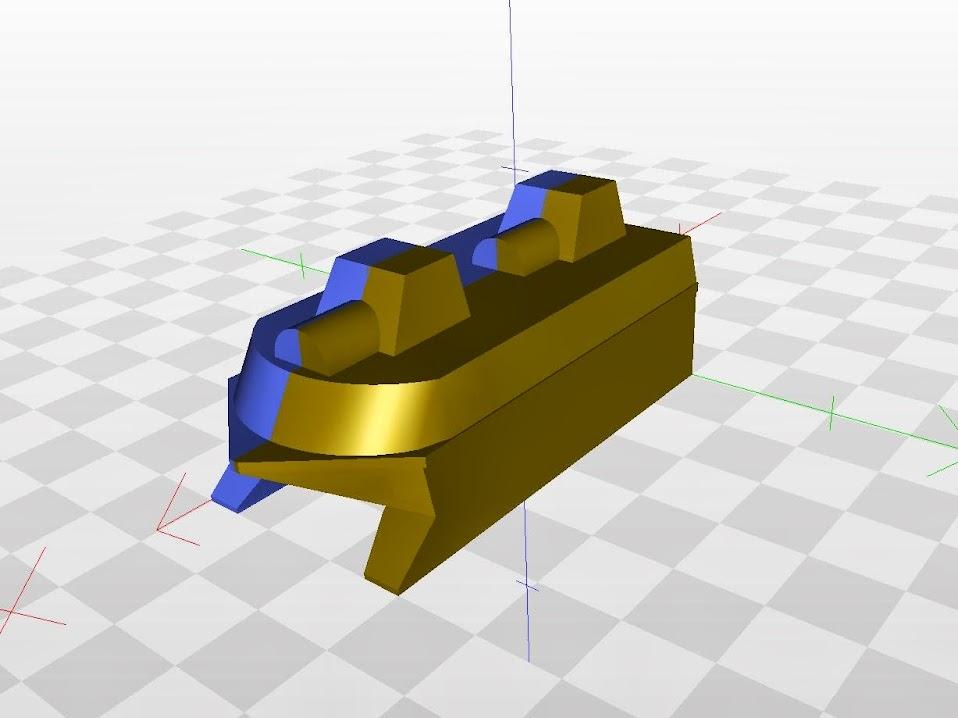Es un buque de guerra que tiene la función de trasladar aviones y tanques dentro del juego de mesa N-Go.