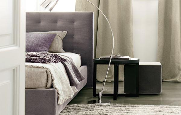 disegno idea » camere da letto dwg - idee popolari per il design ... - Letto Matrimoniale Dwg