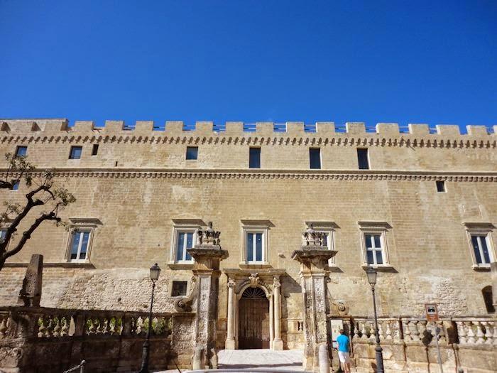 Castello Imperiali Francavilla