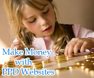 Make Money with PPD Websites