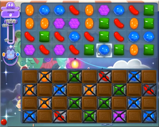 Droomwereld level 56 | Candy Crush tips | Lollylantaarns