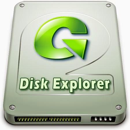 Glary-Disk-Explorer