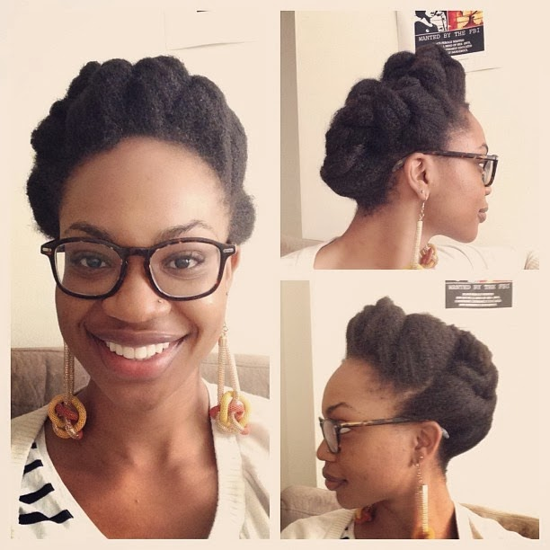 Ijeoma is Naturally Glamorous! | CurlyNikki | Natural Hair Care