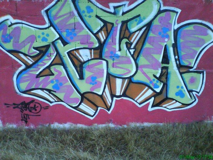 zetas graffitis. ta wapo ehhhhh!!!