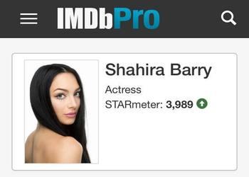 Shahira's IMDB