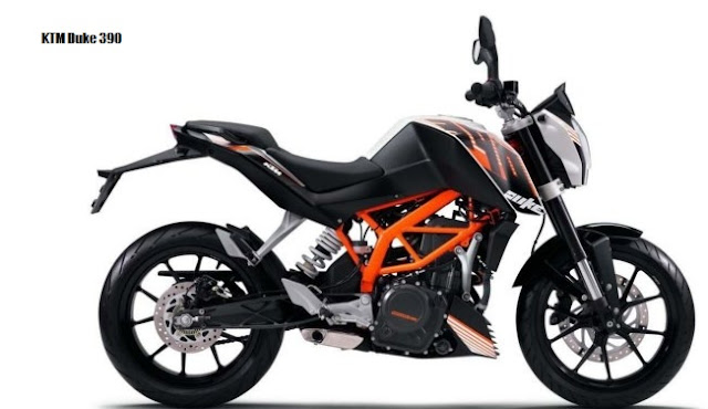 KTM Duke 390 launch date