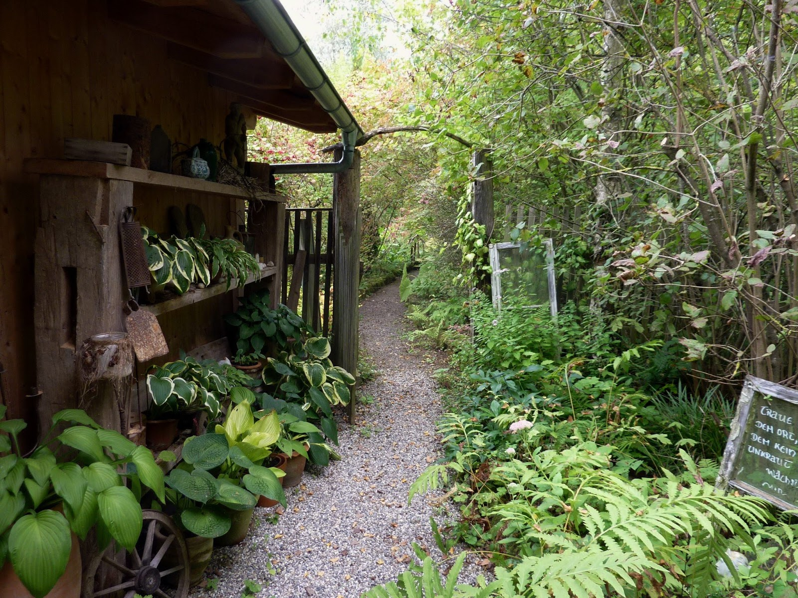 Le jardin de brigitte alsace le jardin hohenstein - Les jardins d alsace ...