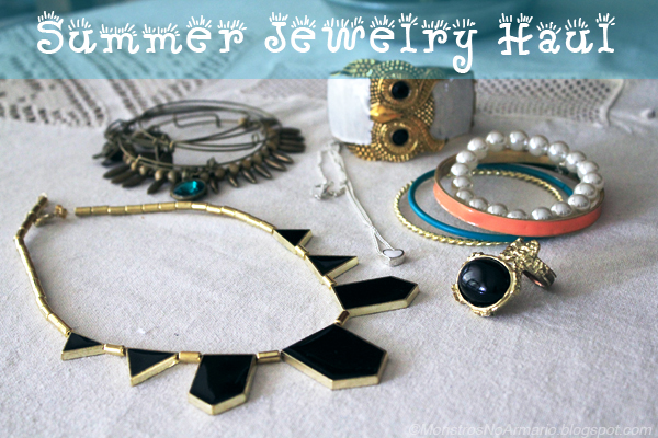 Jewlery Summer Haul