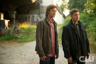 Supernatural-S09E03-Im-No-Angel-Dean-Sam-Winchester