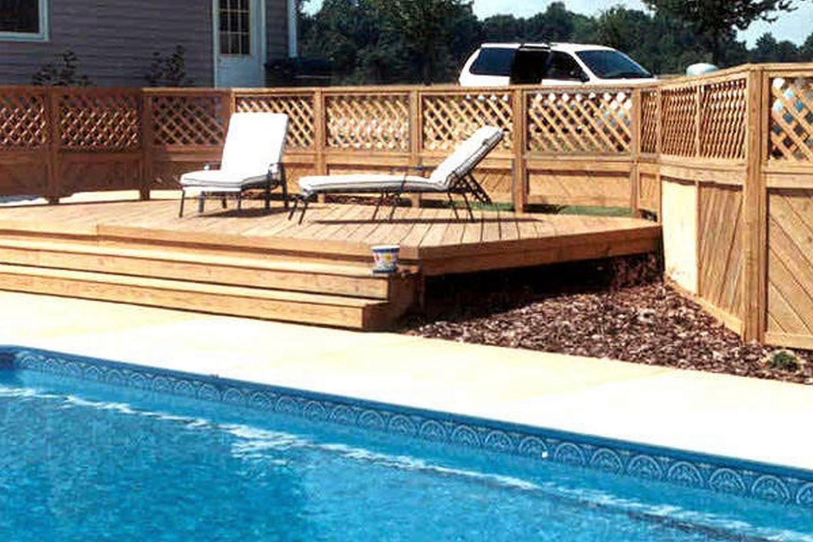 Pool Deck Design Ideas