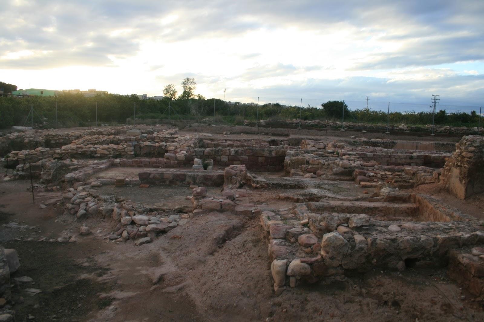 Corobates villas romanas for Villas romanas