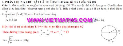 giai chi tiet de thi dai hoc mon vat ly khoi a a1 nam 2012