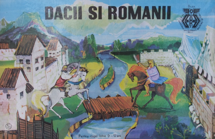 Dácia, dákok, dákoromán elmélet, Lucian Boia, Történelem és mítosz a román öntudatban, történelem, Románia történelme, déko-román kontinuitás,