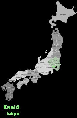 Regions Visited