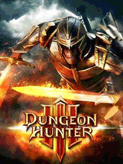 Donwload Dungeon Hunter 3 - Java Gameloft