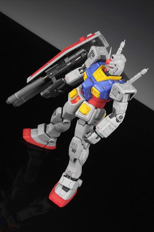 Master Grade RX-78-2 Gundam OYW