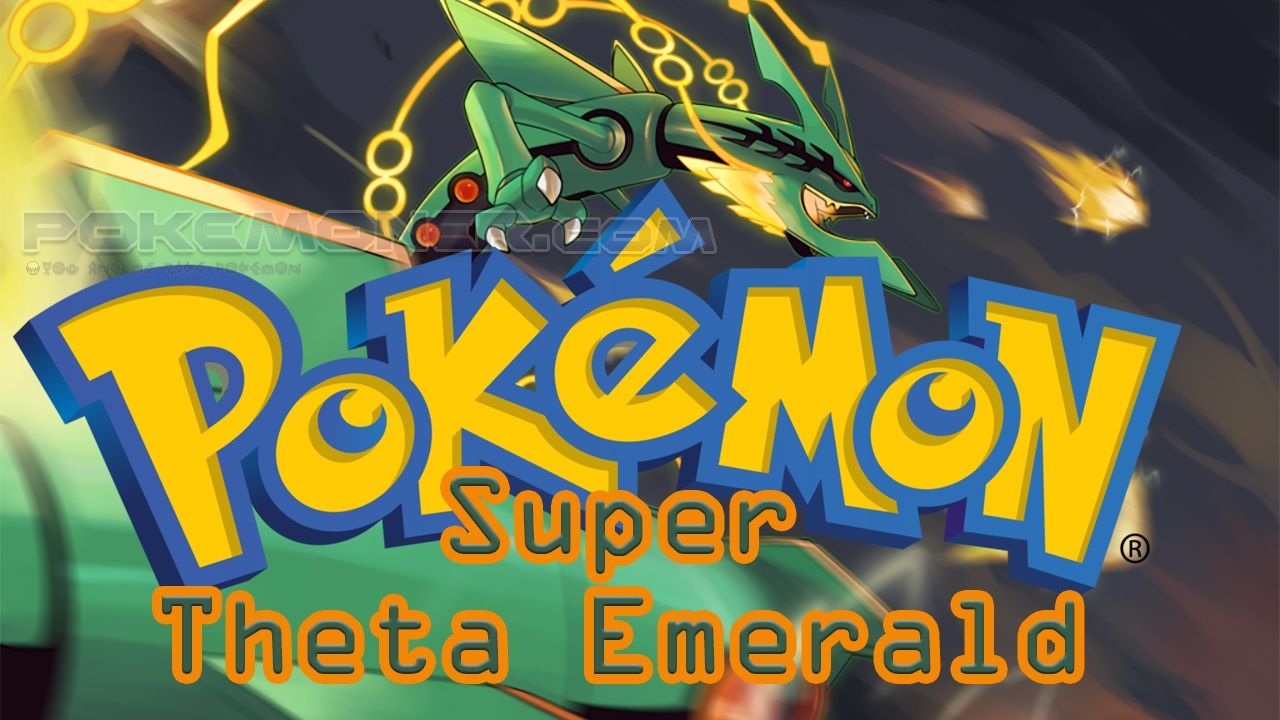 Pokemon Super Theta Emerald