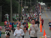 Palace Saloon 5K finishers