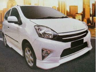 Toyota Etios Liva (Sang Adiknya Yaris 1,300 cc)