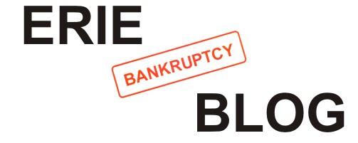 Erie, PA Bankruptcy Blog | Erie Bankruptcy, Pennsylvania Debt ...
