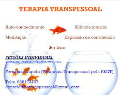 Sessões de Terapia Transpessoal