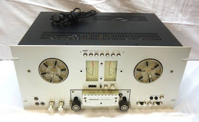 PIONEER RT-707 REEL TO REEL TAPE DECK