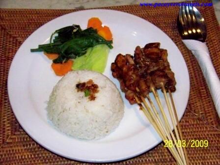 Restaurante Laka Leke en Ubud