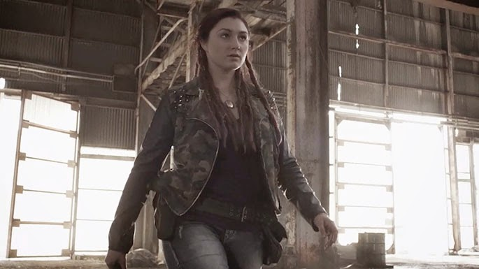 "Z Nation - Die Zombie Die...Again - Review: ""Coming to Terms with the Past"" + 1.10 Going Nuclear - Promo"
