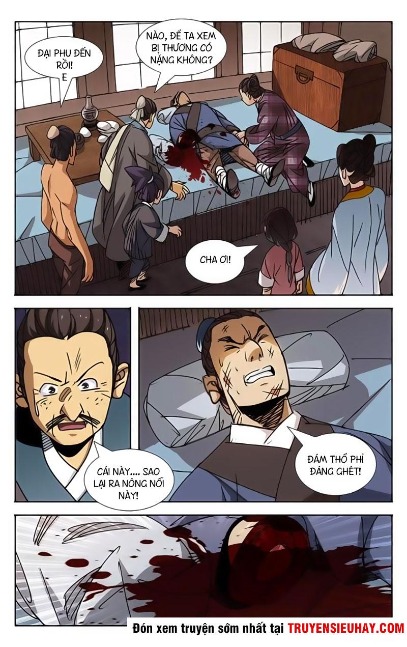 Trảm Đạo Kỷ trang 3