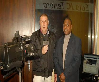 Jornalistas / Miguel Medeiros e Nelson Silva