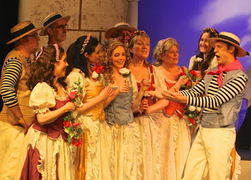 Our March 2018 Production: The Gondoliers