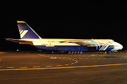 Singapore Airlines to Rockhampton Airport Tuesday Night as Exercise Wallaby . (dsc )